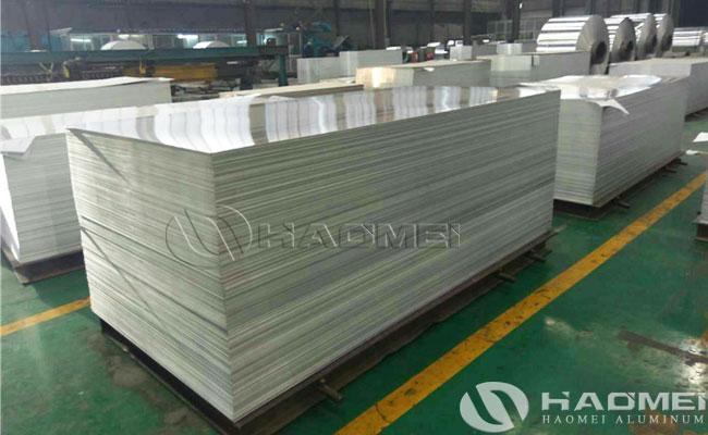 5052 h32 alloy aluminum sheet