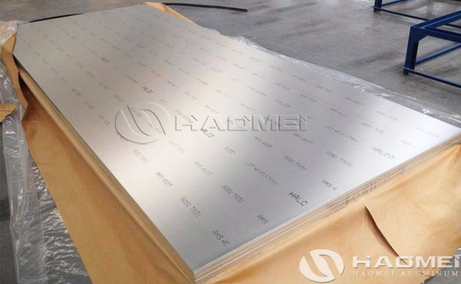 cost of aluminum sheet metal