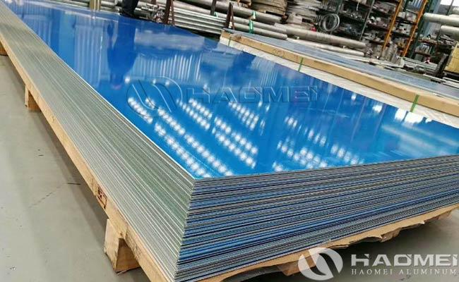 grades of aluminium sheet