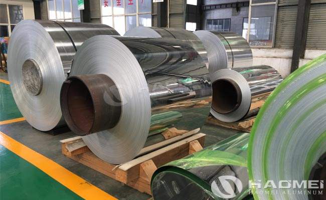 polished aluminium sheets factories