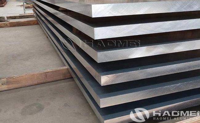 thick aluminum sheet manufacturer