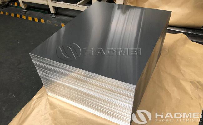 0.5 mm aluminum sheet factory