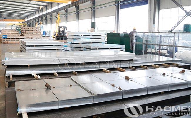 large aluminum sheet exporter