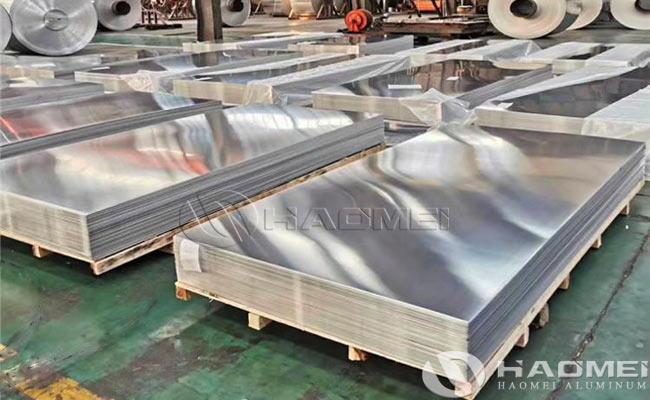 0.5 mm aluminum sheet manufacturers