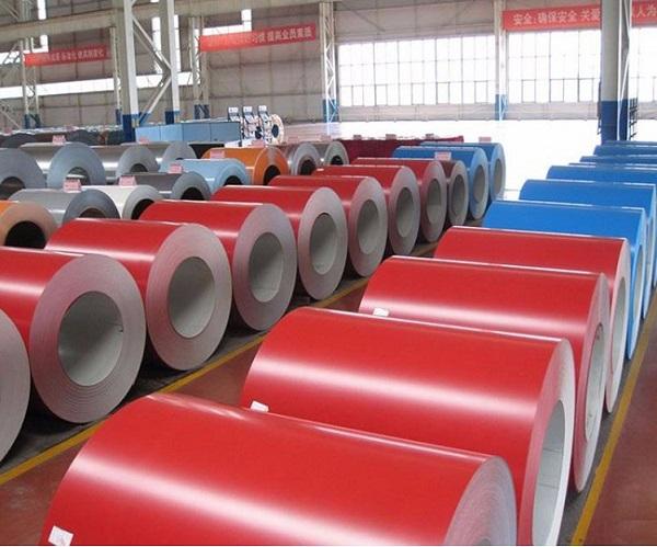 colorful coated aluminum coil