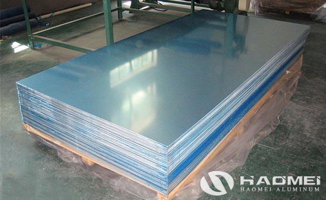 aluminium flat sheet factories
