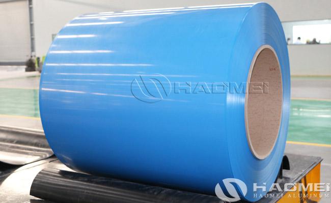 coil coated aluminium